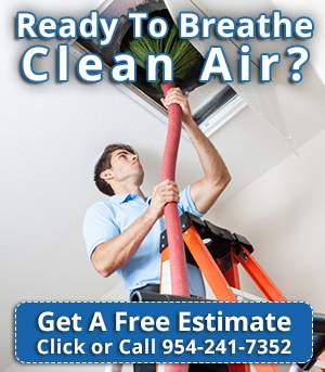 Air Duct Cleaning Oakland Park