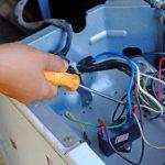 HVAC UV Light Installation