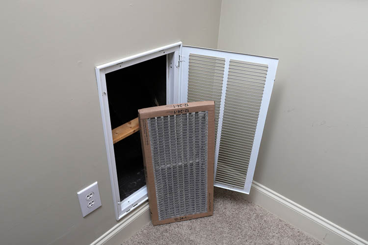 filtering clean air